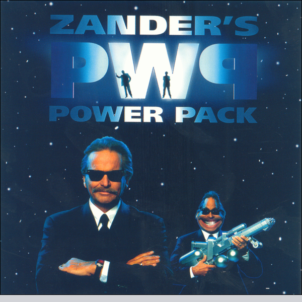 Frank Zander - Download - Zander's Power Pack