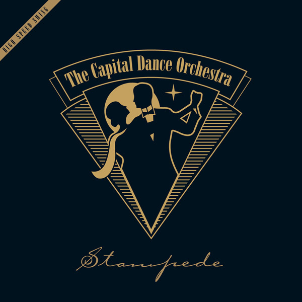 The Capital Dance Orchestra - CD - Stampede