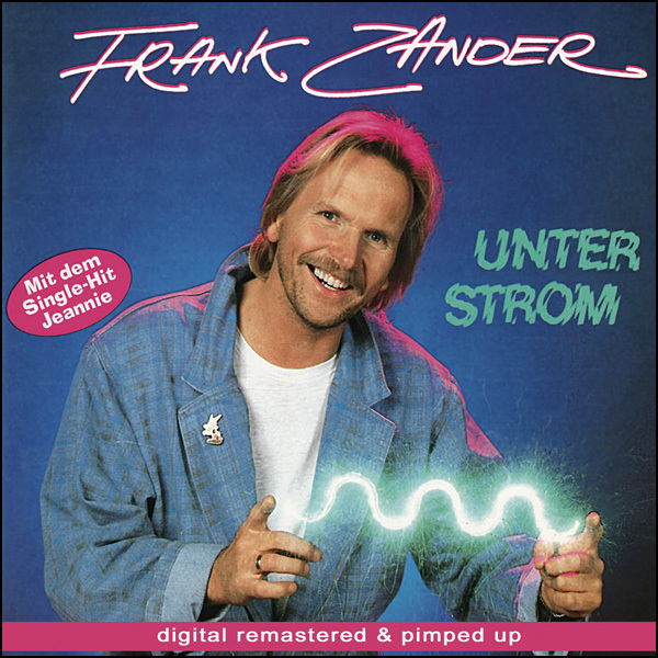 Frank Zander - Download - Unter Strom (Remastered & Pimped up)