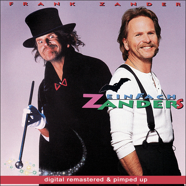 Frank Zander - Download - Einfach Zanders (Remastered & Pimped up)