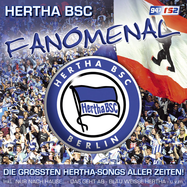 Hertha BSC -  CD  -  Fanomenal