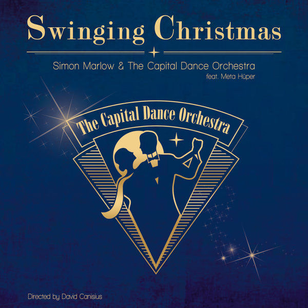 The Capital Dance Orchestra - CD - Swinging Christmas